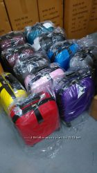 Шикарный пластиковый чемодан БЕЗ предоплаты Киев доставка бесплатно