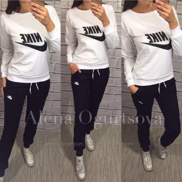 Без предоплаты Спортивный костюм женский Nike серый черный мята XS S M L 4087f5caf7e6b