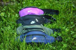 Бананка Nike стильная сумка на пояс на плечо унисекс разные цвета Киев