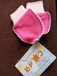 Царапки с шапочками новорожденым