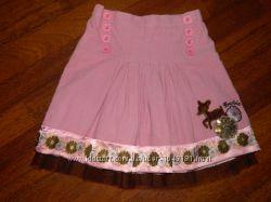 Красивая юбка ТМ Barbie на рост 116 см