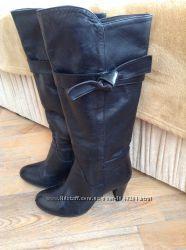 шкіряні чоботи Італія