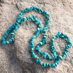 Ожерелье Голубая лагуна от Орифлэйм