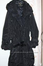 нарядный Зимний плащ, пальто торг уместен