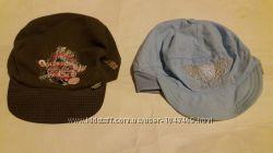 Весенние кепки