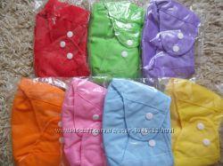 Многоразовые подгузники памперсы и вкладыши в ассортименте