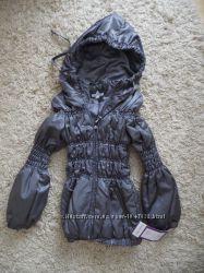 New Mark Куртка детская демисезонная для девочки новая