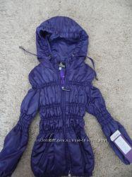 Куртка демисезонная ветровка детская новая