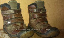 Кожаные ботинки BARTEK
