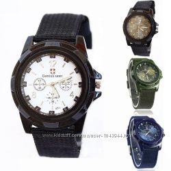 Мужские часы SWISS ARMY Gemius army. 4 цвета