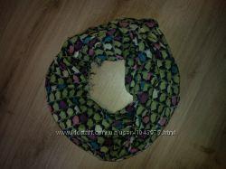 Крутой шарф в орнамент