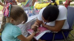 Проведу мастер классы для детей