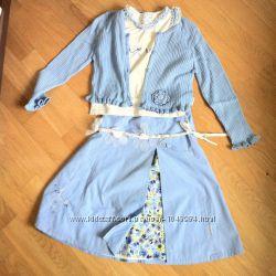 Комплект WOJСIK Blue для дівчинки