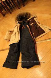 Зимова куртка та напівкомбінезон