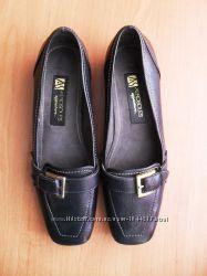 Кожаные туфли Aerosoles CША