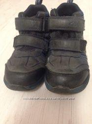 Кожаные демисезонные ботинки Clarks 7, 5р.