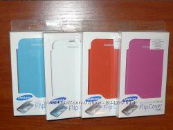 Чехол книжка для Samsung Galaxy Note 2 N7100. Оригинал EFC-1J9F