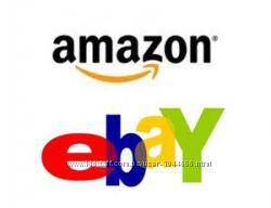 Ebates, Ebay, Amazon, USA, США кешбек до 10 Вся Америка