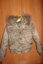 Куртка, пальто, пуховик очень теплая