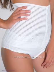 Арт 1248 Бандаж юбка послеродовой белый ФЭСТ