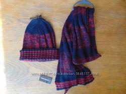Набор шапка шарф clockhouse c&a германия сток
