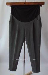 Стрейчевые брюки для беременной c&a yessica 46 р.