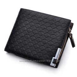 Кошелек мужской, портмоне, бумажник Хороший подарок