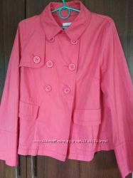 Плащ, пиджак для беременных 40 размер