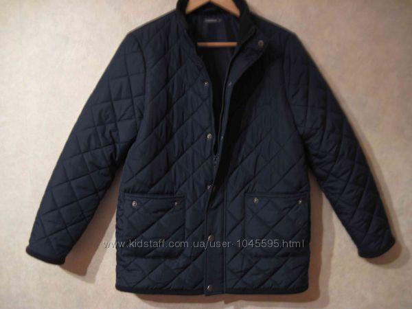 Новая утепленная мужская куртка In Extenso р. S весна осень