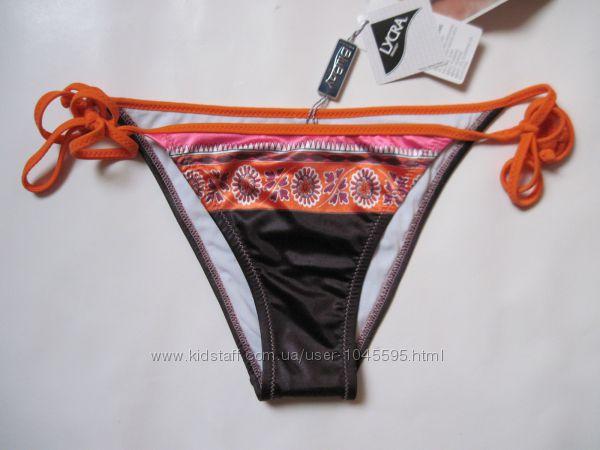 Новые плавки BluBay Италия оригинал XS S цвет горький шоколад
