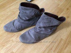 Полусапожки ботинки ZARA демисезон