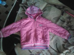 Ветровка, куртка на 2-3 года, 86-97 см