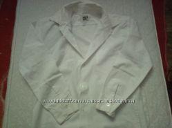 Рубашка Back to school, 116-122 см, 6-7 лет