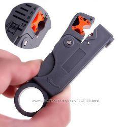 Купить Стриппер инструмент для зачистки коаксиального кабеля
