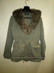 Куртка парка Miss Selfridge 16р. XL 50р.
