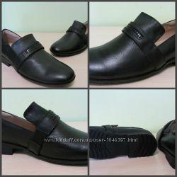 СКИДКИ Туфли школьные КОЖА для мальчика с 34 по 38 размеры