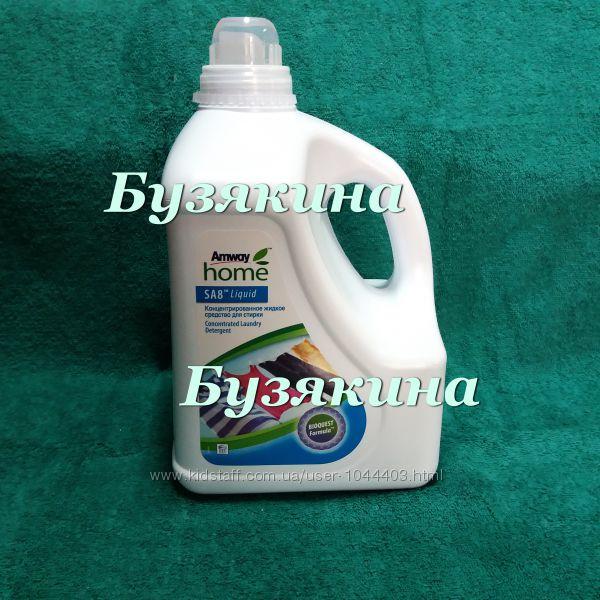 SA8 жидкое концентрированное средство для стирки 4л
