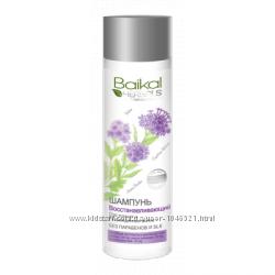 Восстанавливающий шампунь Baikal Herbals для ломких и поврежденных волос
