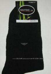 Мужские носки Мантекс бамбук