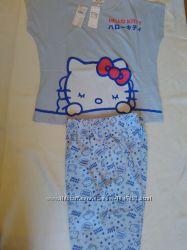 Пижама Women&acuteSecret футболкакапри, размер S