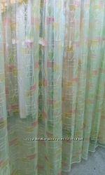 Ткань для тюли, органза
