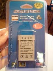 Продам аккумулятор для видеокамеры nikon EN-EL5 multiplepower 1200mah