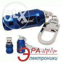 Продам флешку USB 2. 0 8Gb Pretec RacingnutRAN08G-BGblue