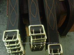 Портупеи Офицерские кожаные черного цвета 264488aa66881