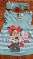 Платье с повязочкой на голову Disney