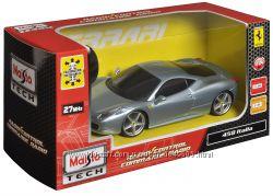 Машина на радиоуправлении Феррари Maisto RC 124 Scale Ferrari 458