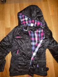брендовая курточка на девочку