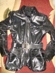 Куртка нат. кожа полированная