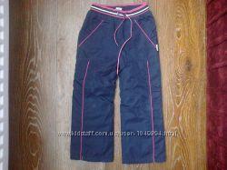 Зимние тёплые штанишки для девочки 5 лет