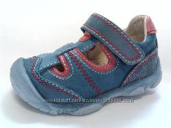 кожаные туфли Beeko 19, 20, 21 р.
